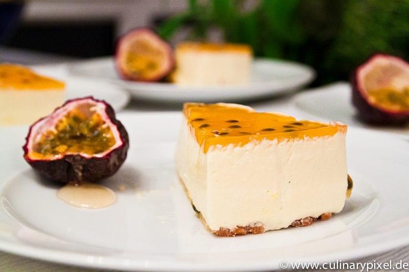 Maracuja-Käse-Torte