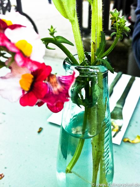 Blumen @ Roecklplatz Ausbildungsrestaurant München