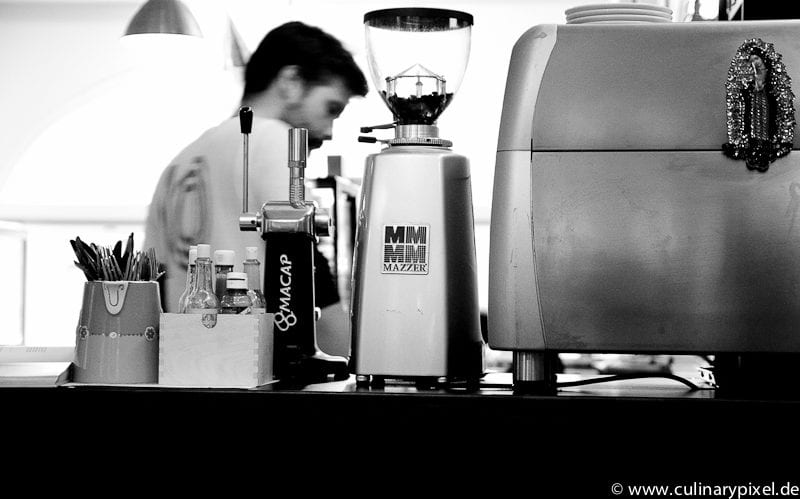 Kaffeemühle - Condesa Gourmet Tacos & Burritos München