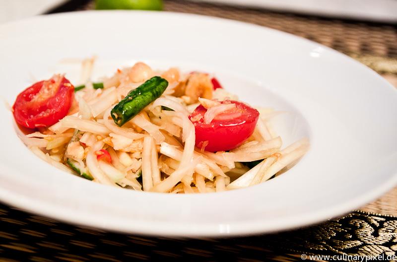 Thailändischer Papayasalat