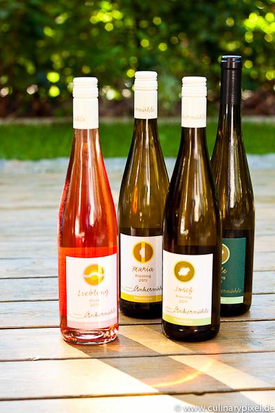 Sommerweine Weingut Ankermühle