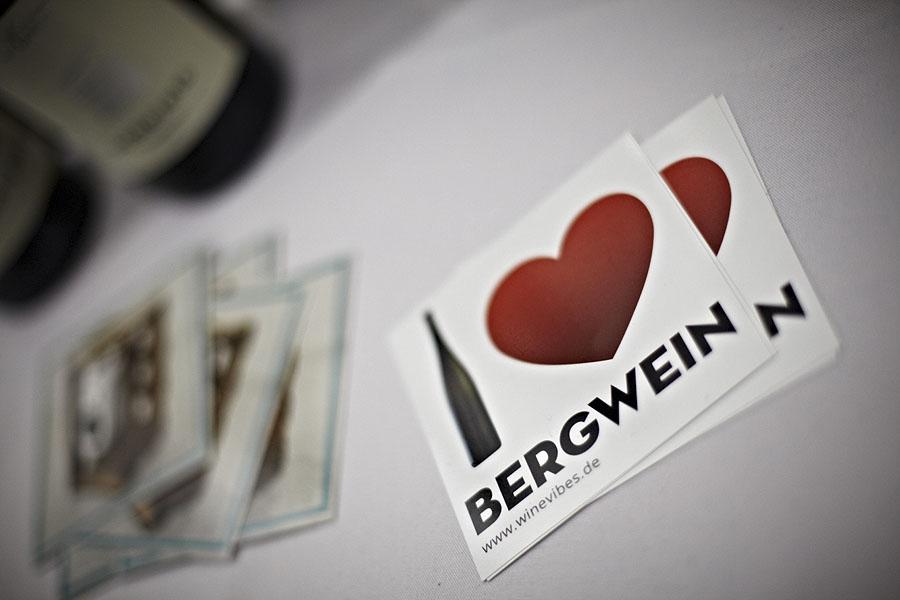 WineVibes Motto Bergwein