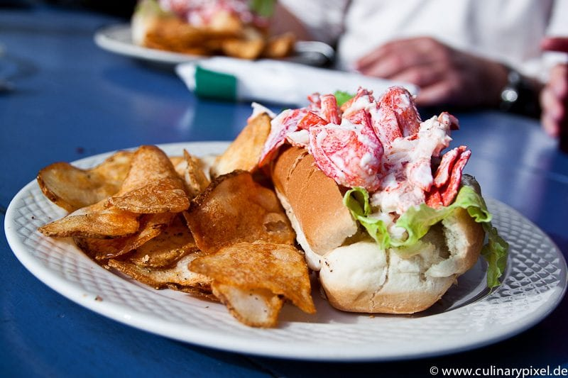 Lobster Roll & Chips