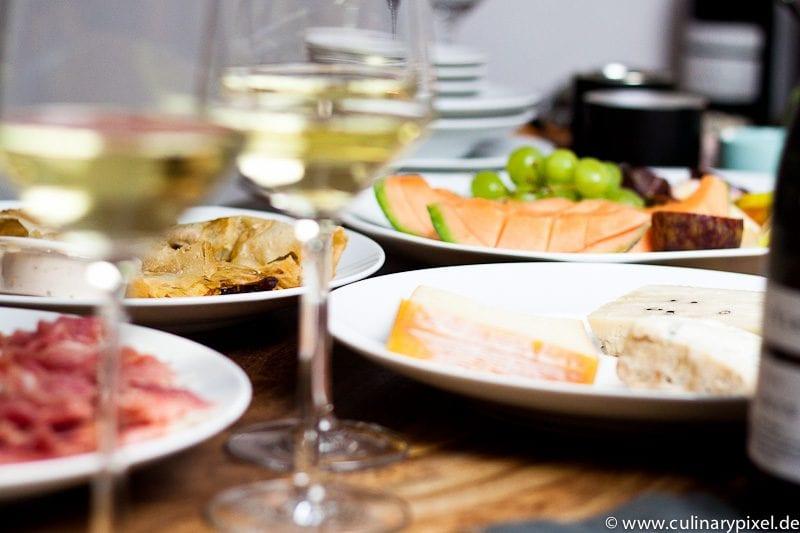 San Daniele, Käse, Obst & Antipasti