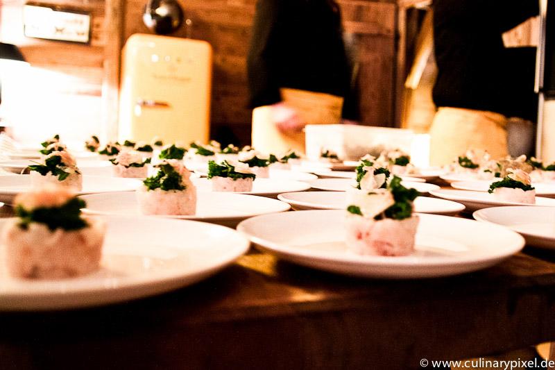 Veuve Clicquot Vintage Dinner - Zandertatar