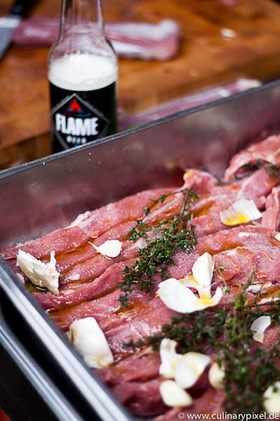 Lamm Filets aus Neuseeland