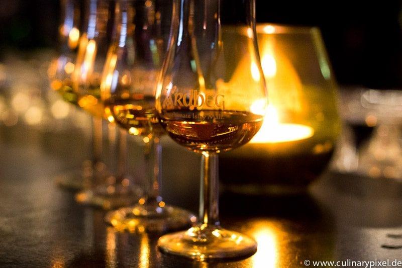 Ardbeg Whisky Gläser
