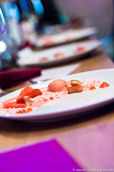 Rhabarber Dessert Mulax