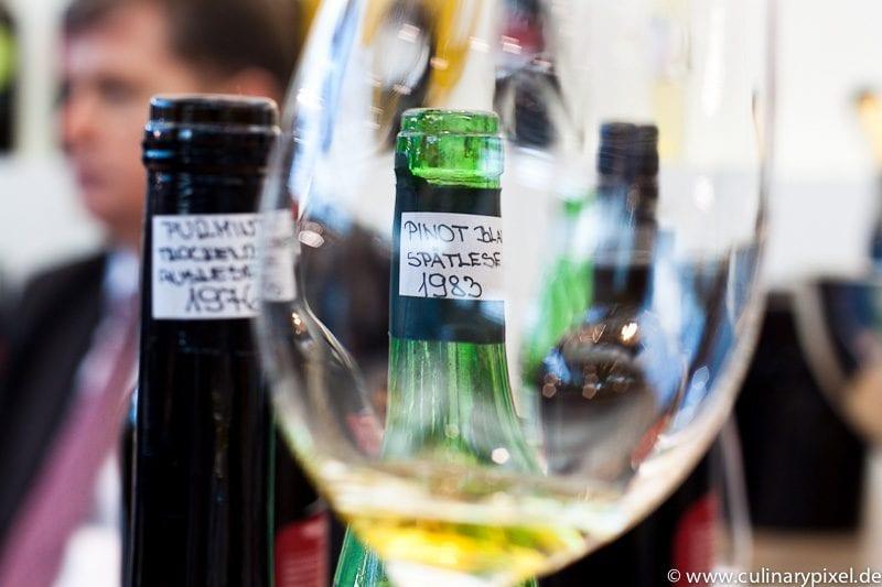 Puklavec & friends Archivweine Pinot Blanc Spätlese 1983
