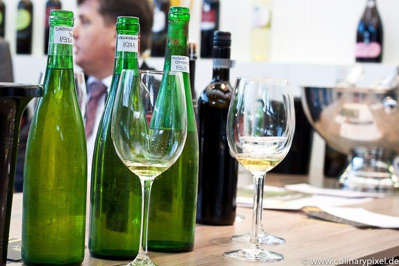 Puklavec & friends Archivwein Tasting ProWein