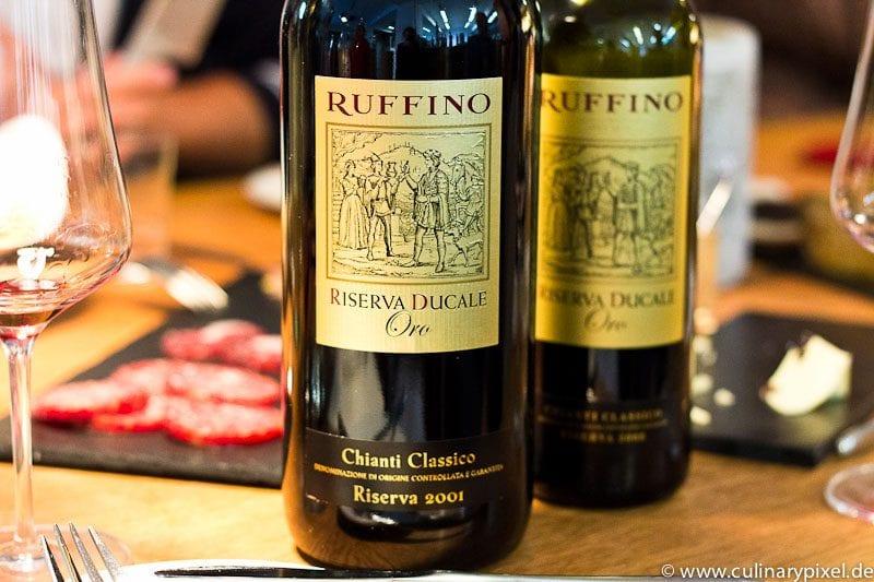 Ruffino Riserva Ducale Oro Chianti Classico 2001