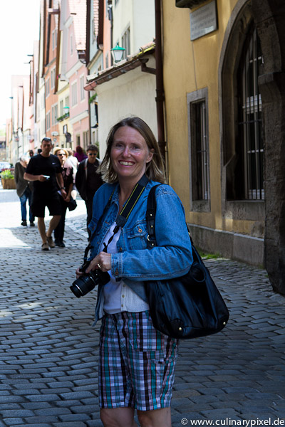 Photo-Walk in Rothenburg mit zorra