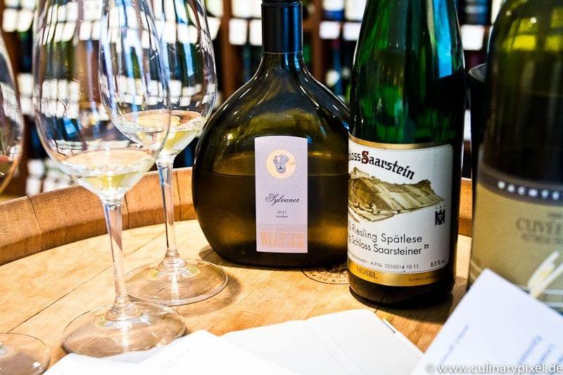 Wein & Speisen Kombinieren - Weinschule einfach genießen