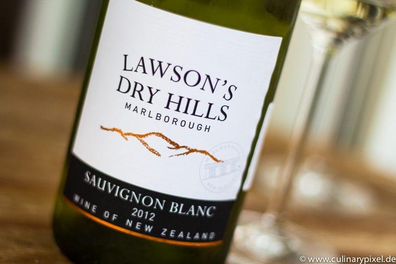 Lawsons Dry Hill Sauvignon Blanc 2012 Marlborough Neuseeland