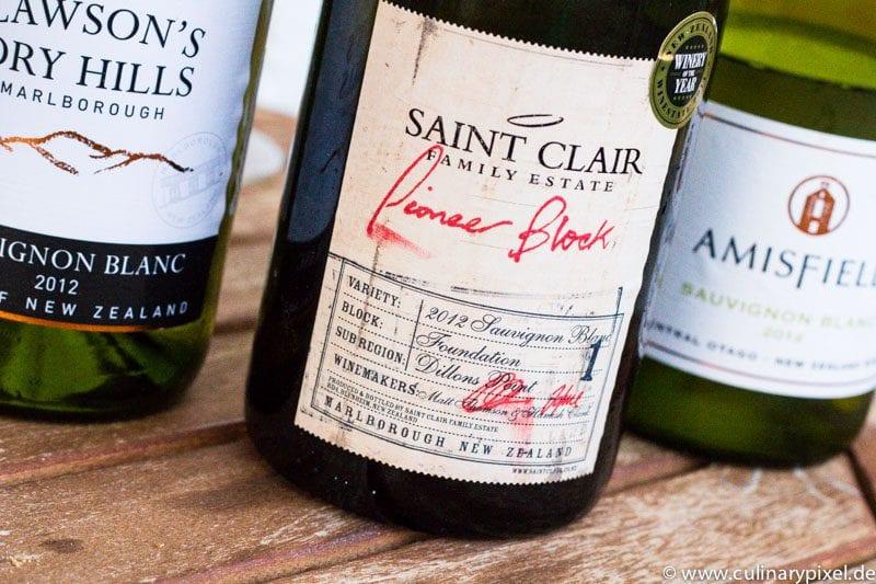 Top Sauvignon Blancs aus Neuseeland