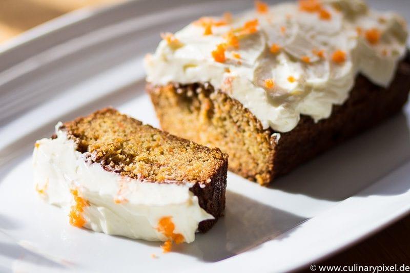 Karottenkuchen Frischkäse-Frosting Martha Stewart Cakes
