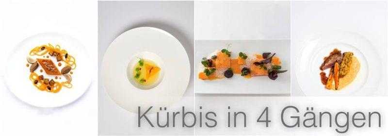 Kürbis in vier Gängen bei der Berliner Speisemeisterei