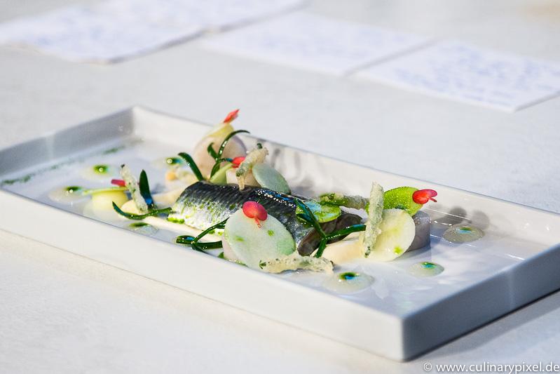 Christian Bau, Chef-Sache Köln 2013: Sardine