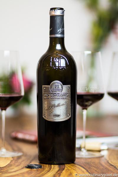 Michel Rolland Bordeaux für EdekaMichel Rolland Bordeaux für Edeka