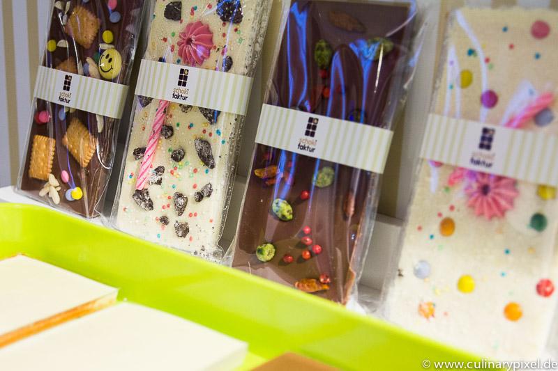 Schokifaktur München Schokolade selber machen