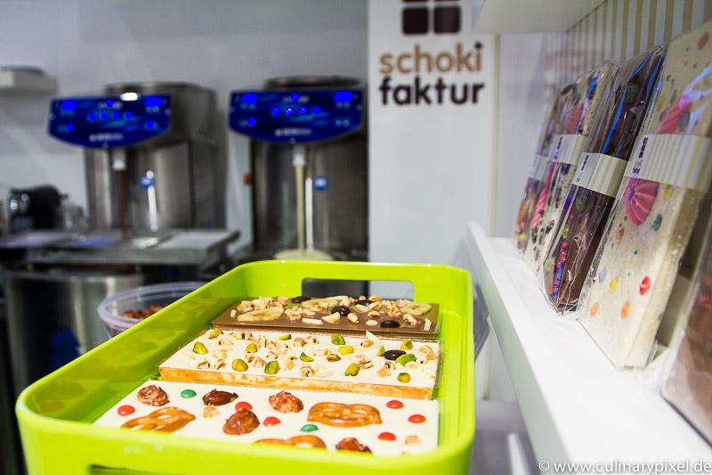 Schokifaktur München Schokolade Geschenkideen