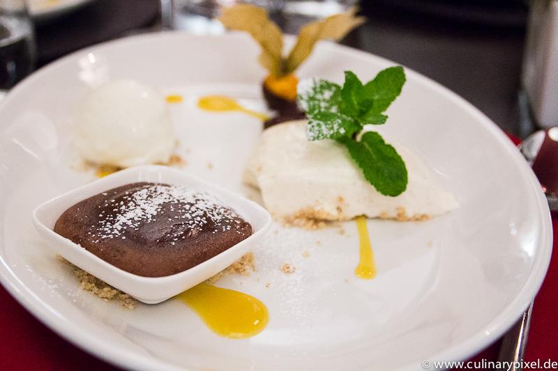 Dessert Restaurant Esskapade München Neuhausen