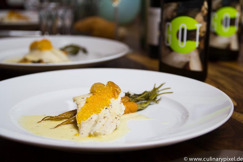 Loup de Mer, Karotten, Good old Times Weißwein