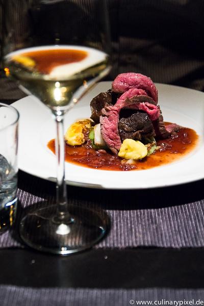 Rinderbacke & Flank-Steak Marais Soir