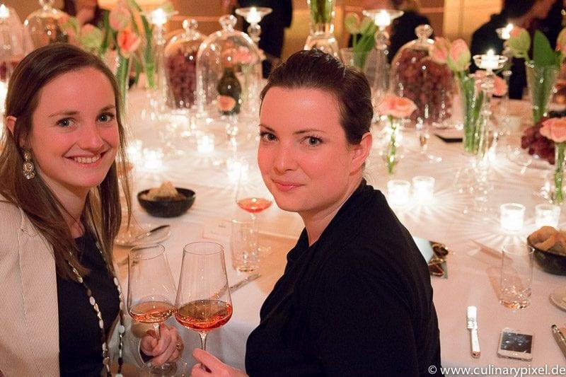 Amélie Chatin, Winemaker bei Ruinart et moi