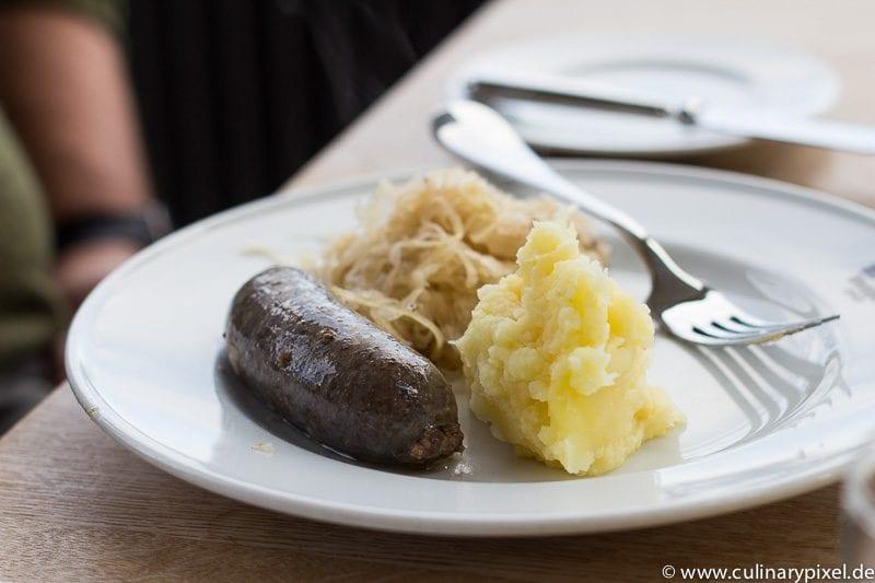 Wurst, Kraut & Kartoffelbrei - Falkenhof