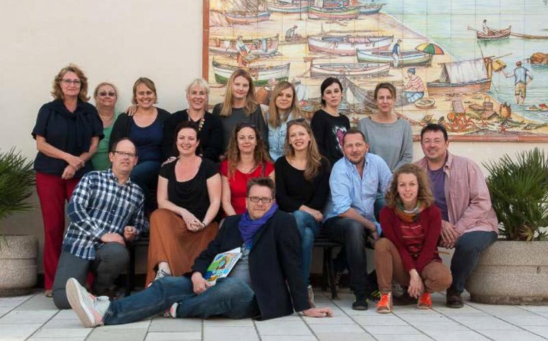 Gruppenfoto von Martin Jahr, kochessenz.de