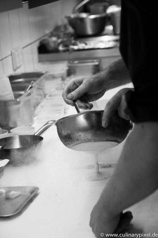 Geisels Werneckhof Küche