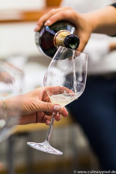 Champagner Glas Vinocamp