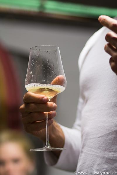 Weinglas Weingut Oettinger