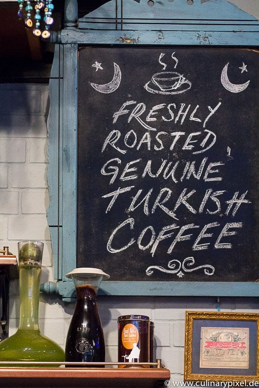 Fazil Bey's Turkish Coffee, Istanbul