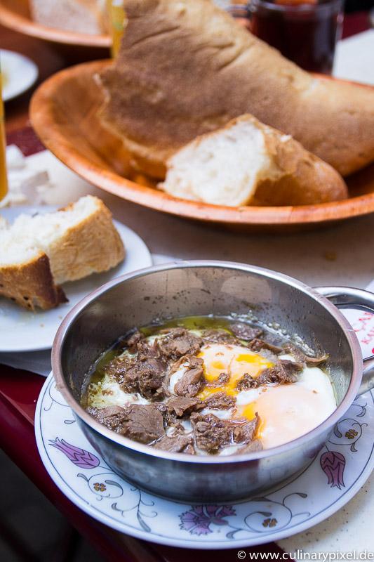 Frühstück, Besiktas Istanbul