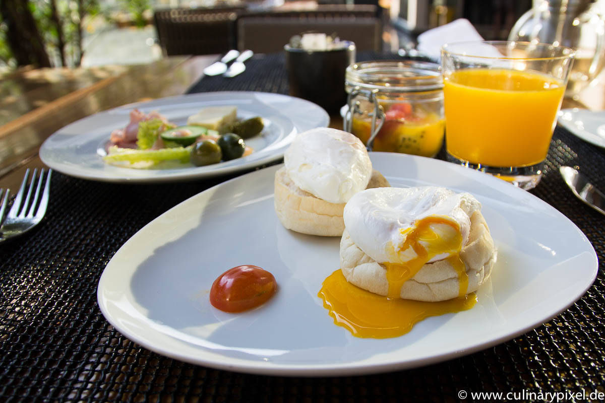 Frühstück im W Hotel Bangkok