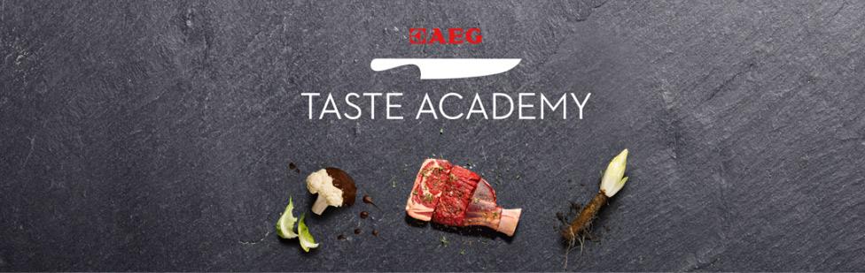 AEG Taste Academy