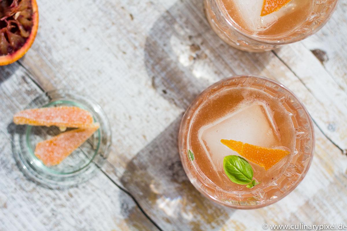 Whisky Cocktail für den Sommer