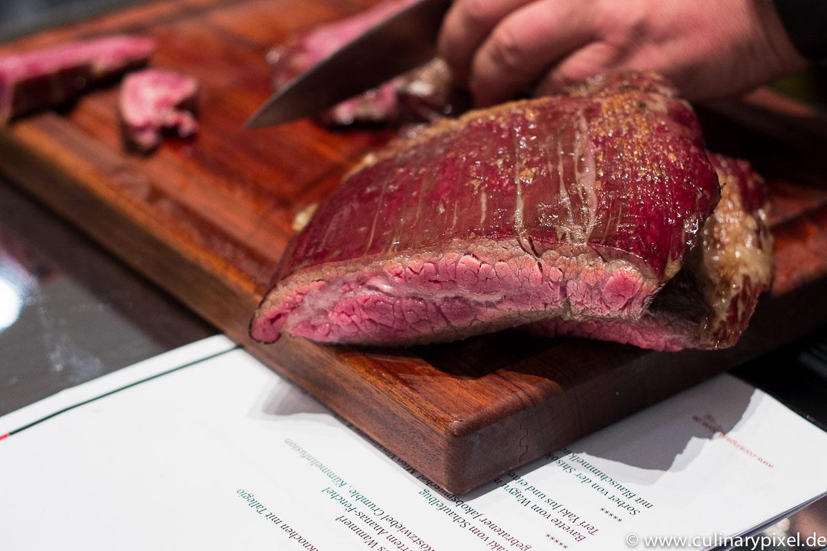 Flank Steak vom Wagyu