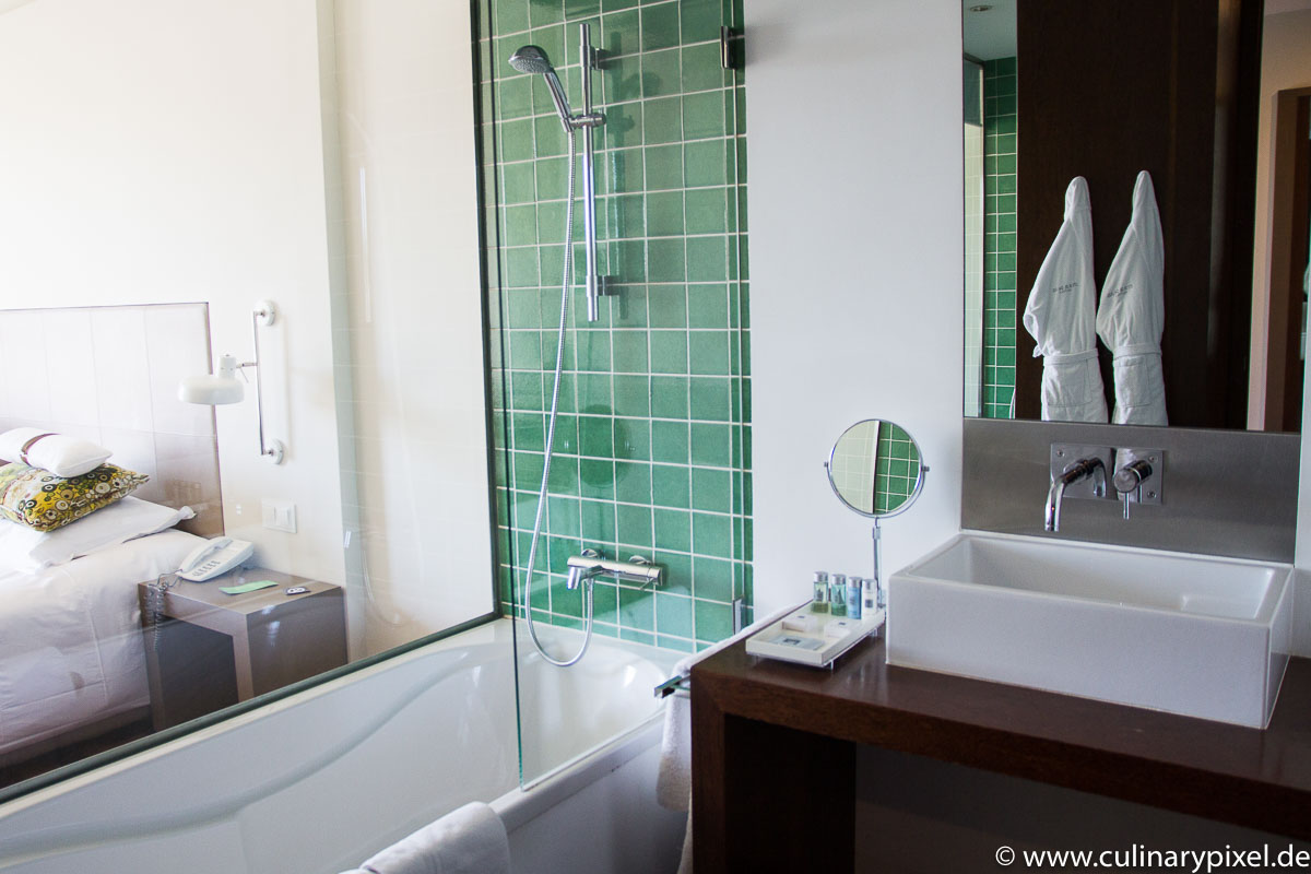 M'ar de Ar Hotel Évora - Badezimmer
