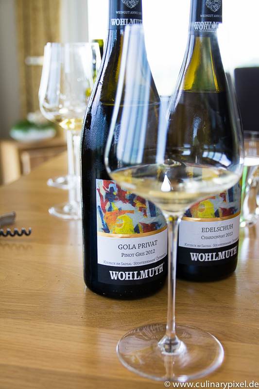Wohlmuth Chardonnay & Pinot Gris