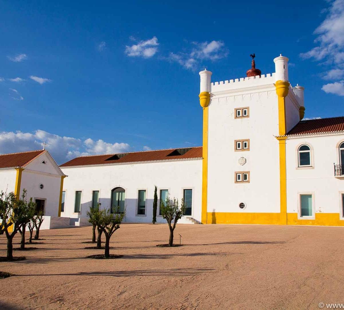 Torre de Palma Weinhotel Alentejo Portugal