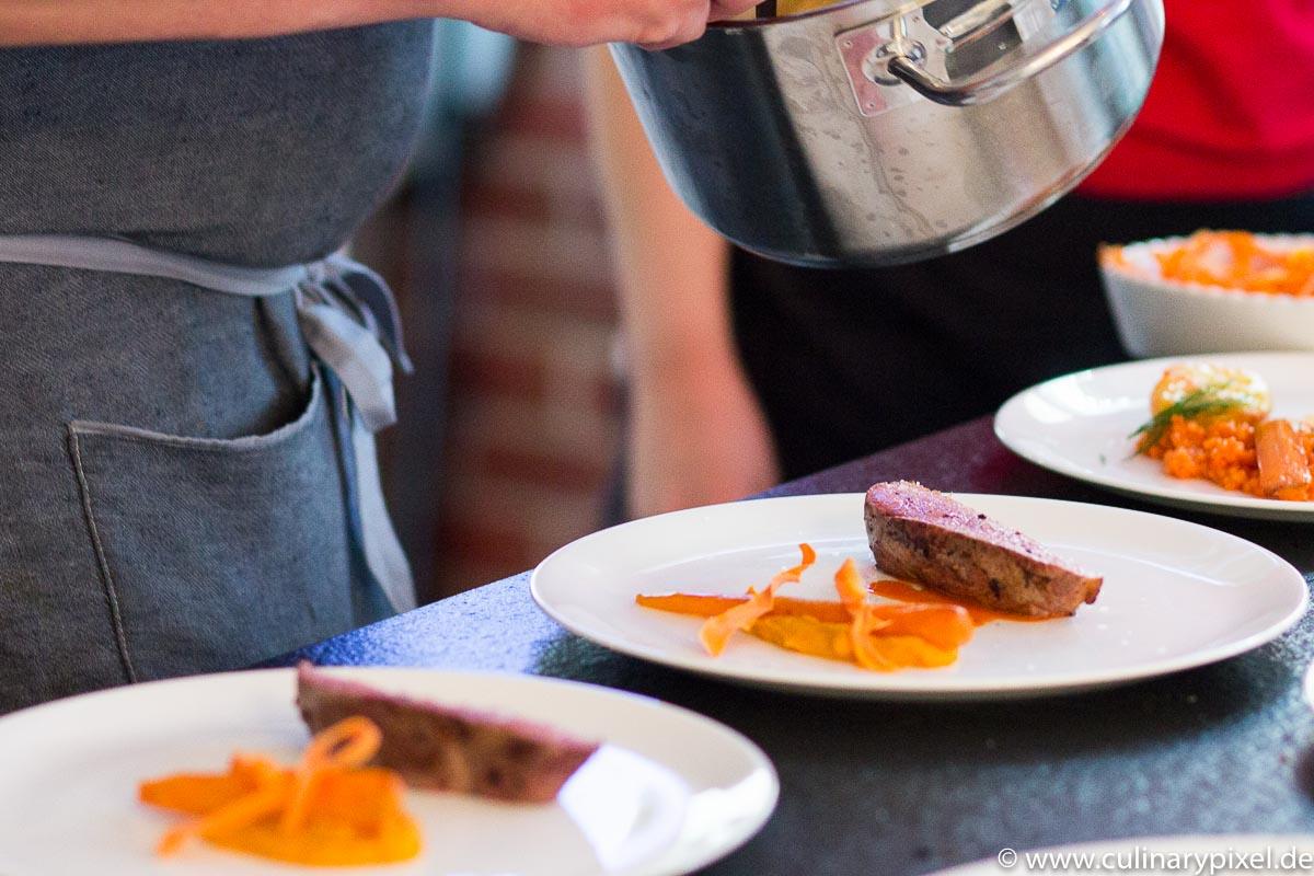 Nordenberlin Ente Karotten Summer of Supper 2015