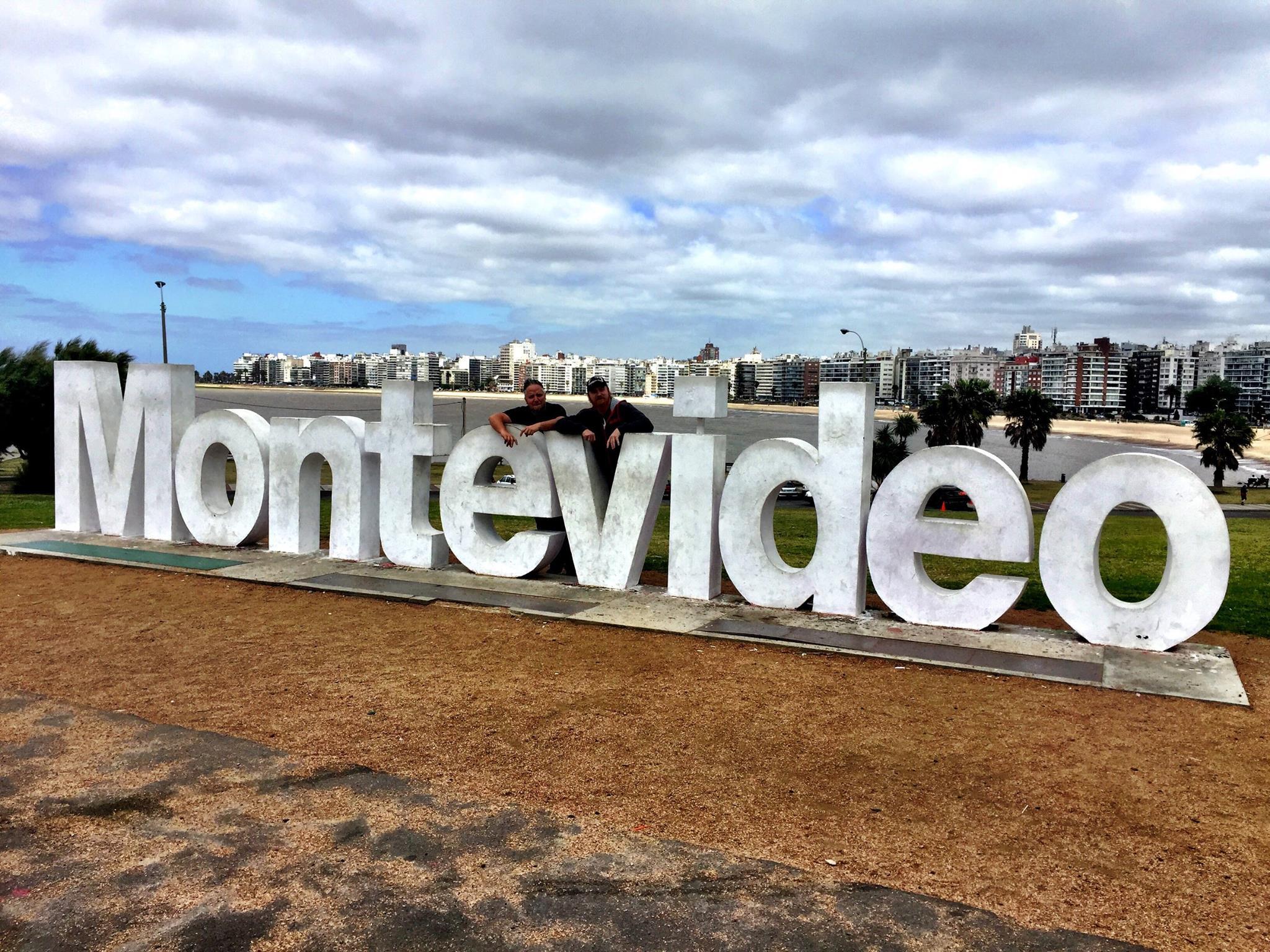 Montevideo Lucki Maurer Christoph Brand