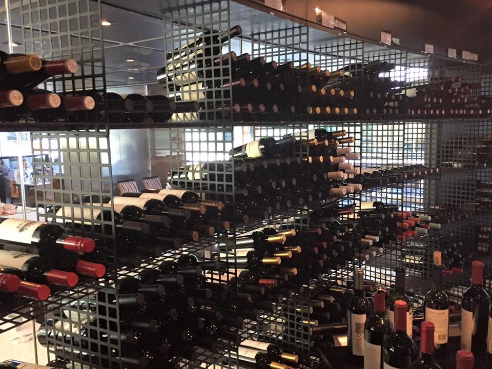 Weinkeller Argentinien