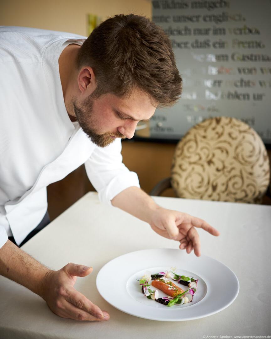 Anton Gschwendtner, Gourmet Restaurant Olivo, Stuttgart