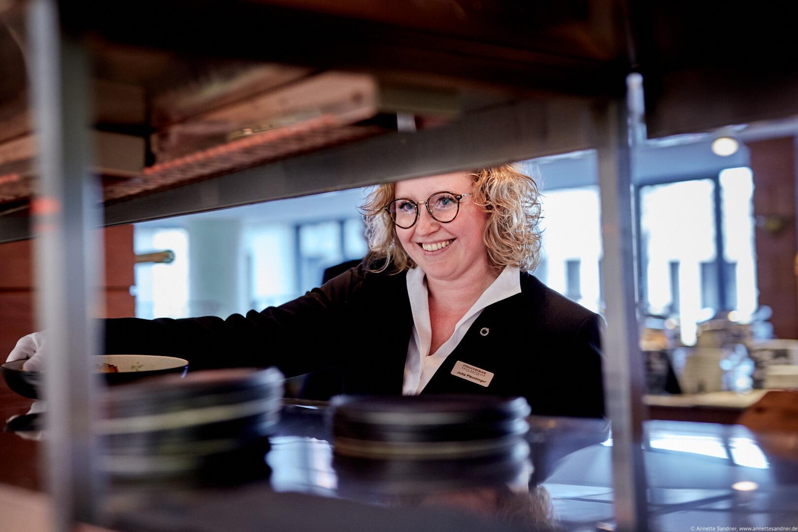 Julia Pleintinger, Gourmet Restaurant Olivo, Stuttgart