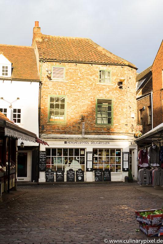 Henshelwoods Delicatessen York
