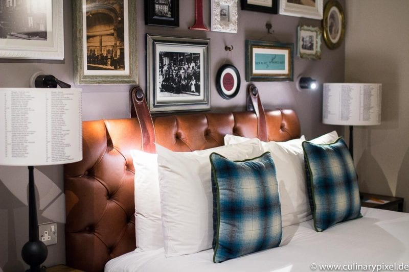 Hotel Indigo York Zimmer